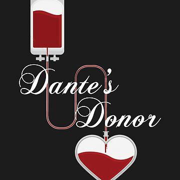 Dante's Donor (Script) by AaronLSpeerUS