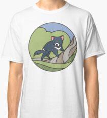 Round Tasmania: Devil Classic T-Shirt