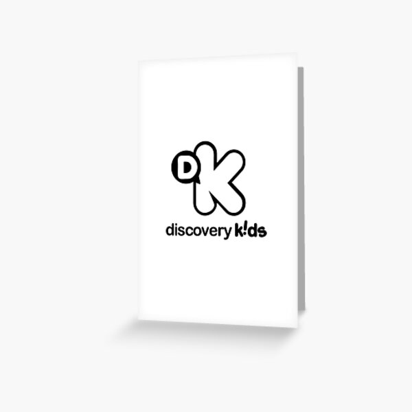 BEST TO BUY - Discovery Kids Merchandise Greeting Card