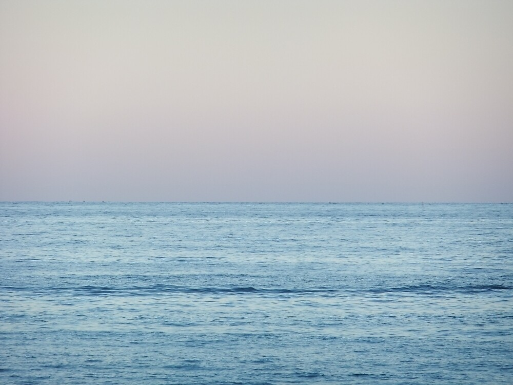Between sea and sky by Anna-Karin