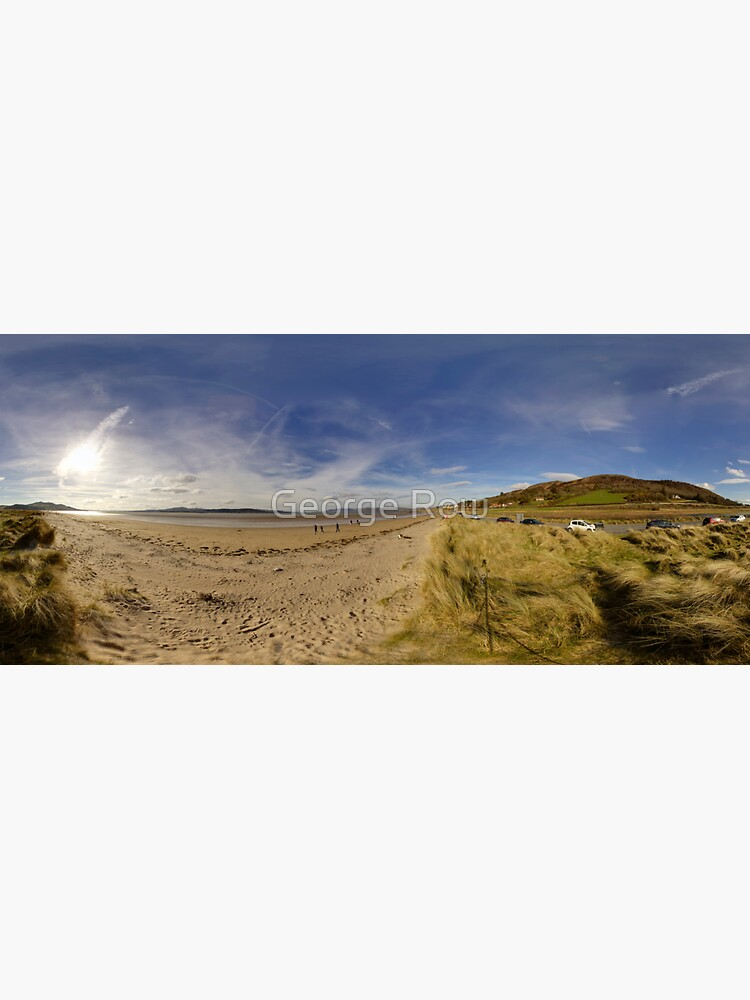Lisfannon Beach, Fahan, County Donegal, Equirectangular  by VeryIreland