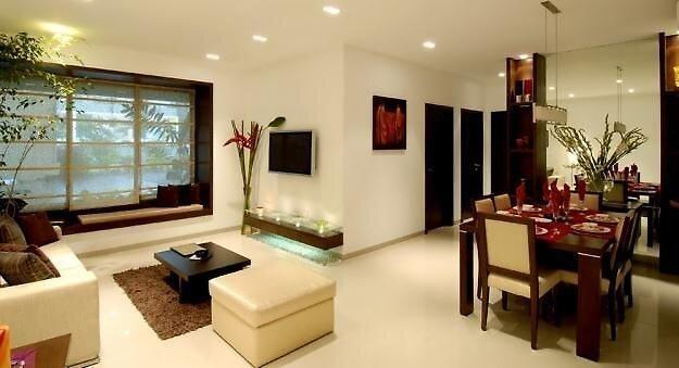 interior design for 3bhk house by designsindia9