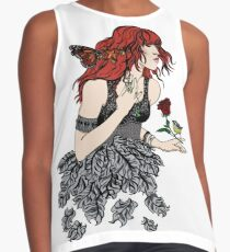 Once Upon a Time There was Florence Contrast Tank
