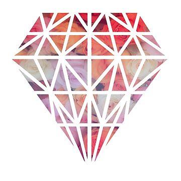 Diamond Roses by MrZafra