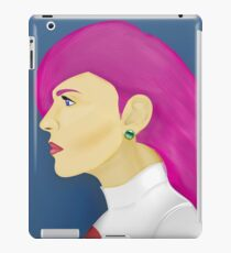 Painting Series - Jessie  iPad Case/Skin