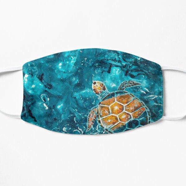 Turtle Breath Flat Mask