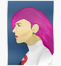 Painting Series - Jessie  Poster