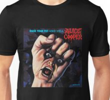 ALICE COOPER RAISE YOUR FIST Unisex T-Shirt