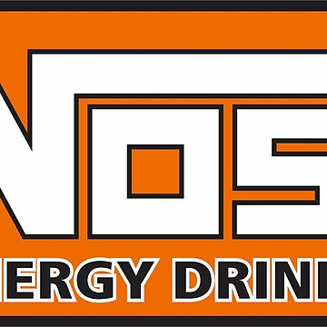 Nos Energy Drink Logo (Nitrous Oxide Systems)  by CM7Designs