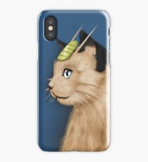 Painting Series - Meowth iPhone Case