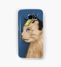 Painting Series - Meowth Samsung Galaxy Case/Skin