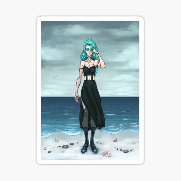 Sea Witch Sticker