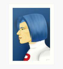 Painting Series - James Art Print