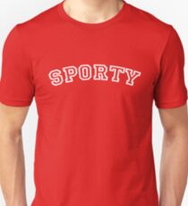 Sporty Spice Unisex T-Shirt