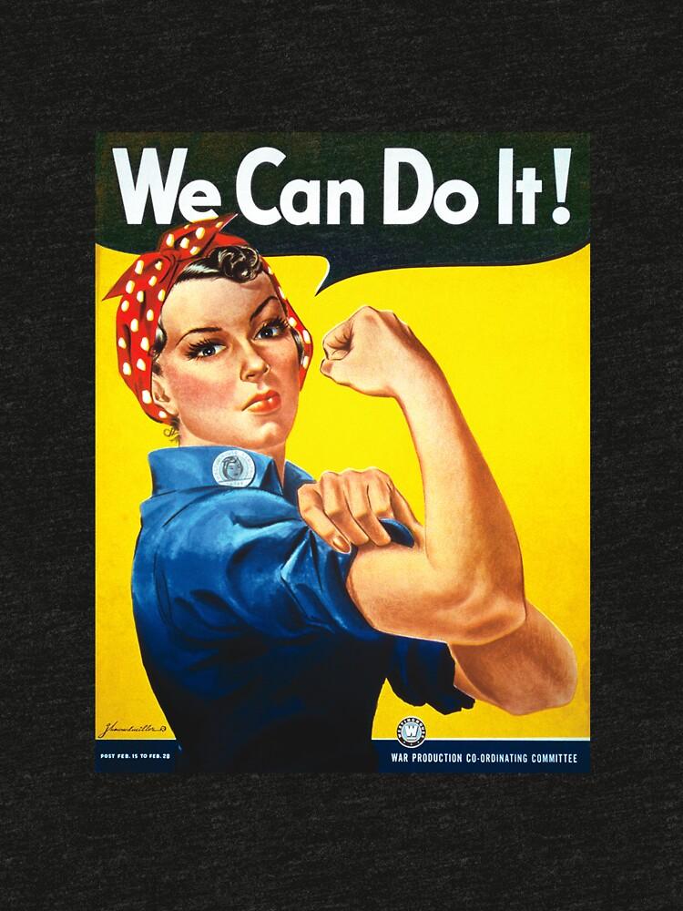 Podemos hacerlo - Rosie the Riveter de robertpartridge
