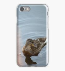 Anatidaephobia iPhone Case/Skin
