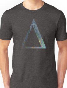 Alt-j An Awesome Wave Triangle Border Unisex T-Shirt