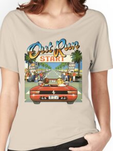 Outrun Women's Relaxed Fit T-Shirt