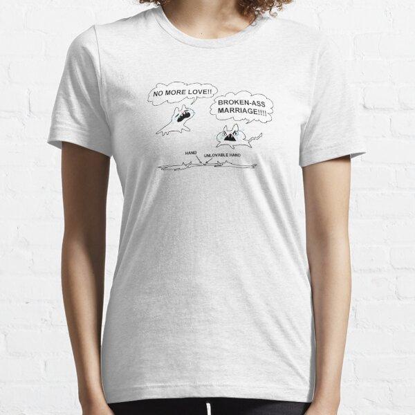divorce cats Essential T-Shirt
