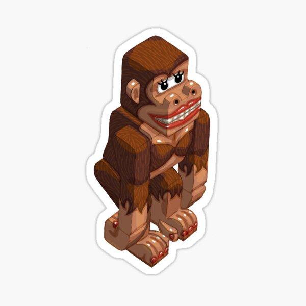 Monsterama Ape Fatale Sticker