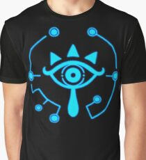 Sheikah Slate - Legend of Zelda - Breath of the Wild Graphic T-Shirt
