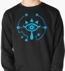Sheikah Slate - Legend of Zelda - Breath of the Wild Pullover