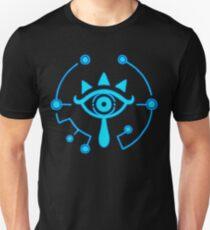 Sheikah Slate - Die Legende von Zelda - Der Atem der Wildnis Unisex T-Shirt