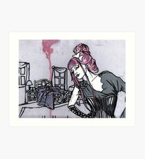 Boudoir Art Print