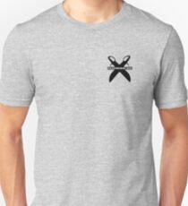 Wing Chun FEATHERSCALE - Baat Jaam Dao Unisex T-Shirt