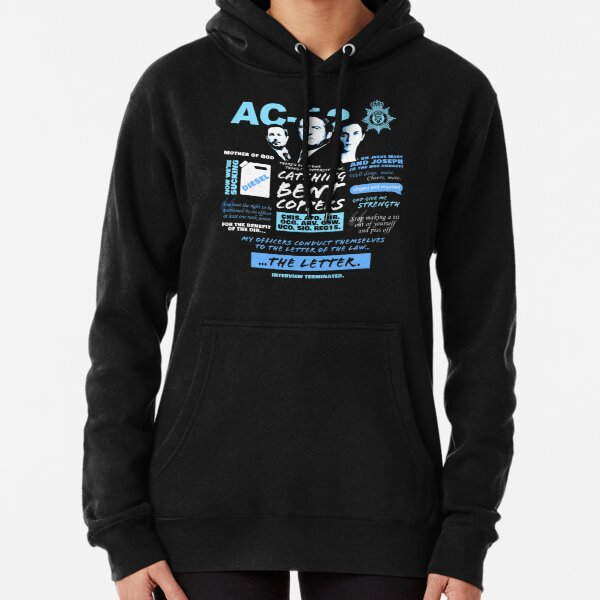 Line of Duty Bent Coppers Pullover Hoodie