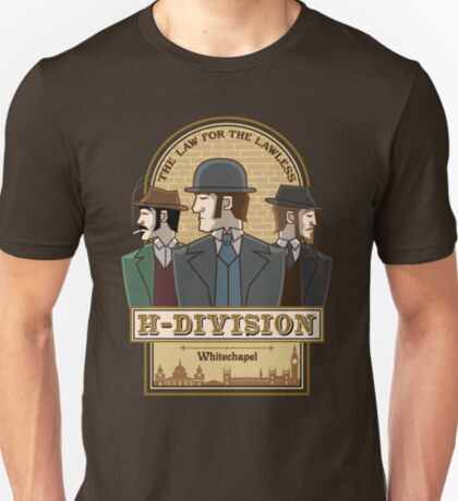 H-Division  T-Shirt