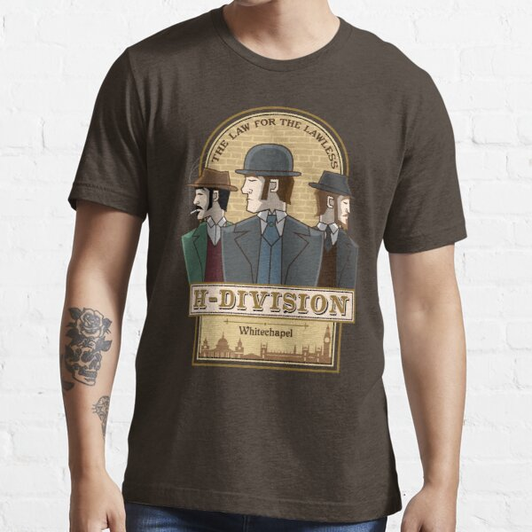 H-Division  Essential T-Shirt