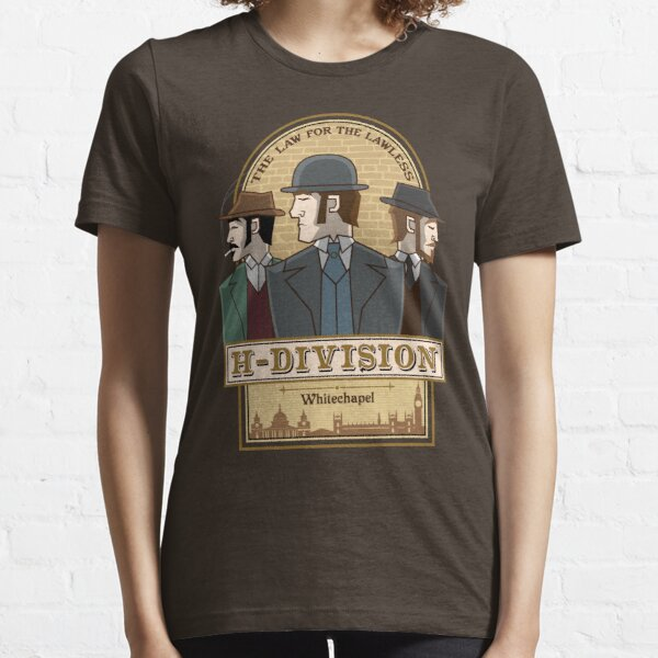 H-Division  Essential T-Shirt