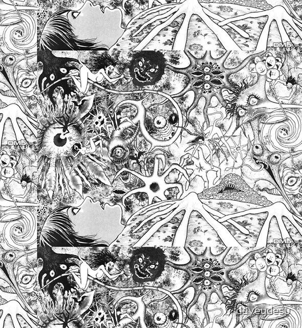 Fragments of Horror by daveydesu