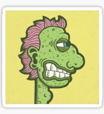 Bumpy by Kevin Berquist Sticker