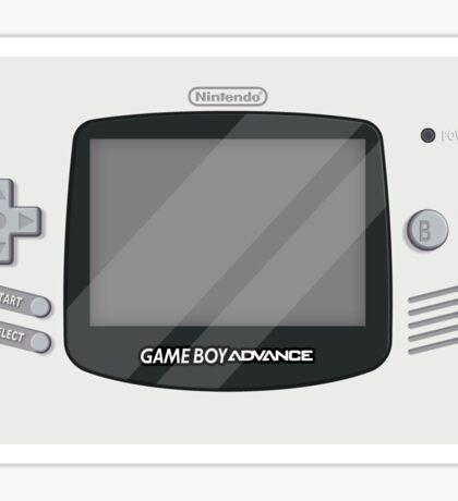 Gameboy Advance - Arctic Sticker