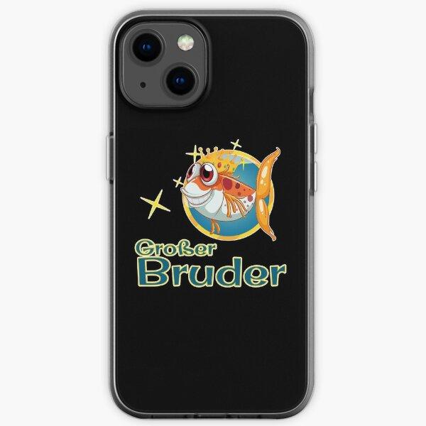 Großer Bruder - Brainbubbles iPhone Flexible Hülle