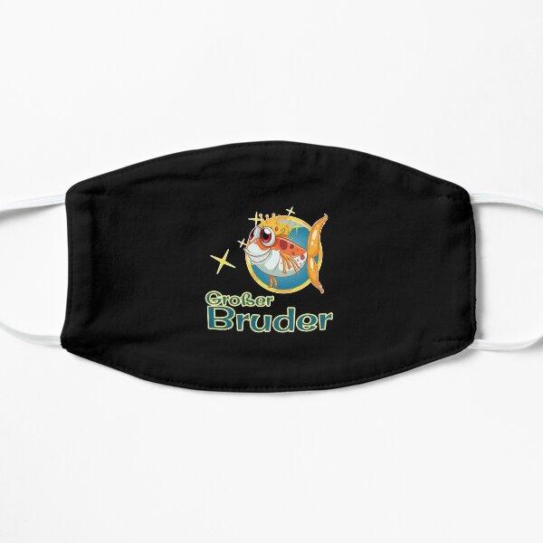 Großer Bruder - Brainbubbles Flache Maske