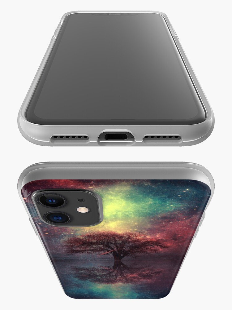 Alternate view of Magic Tree iPhone Case & Cover