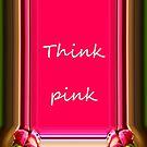 mostly pink... by Wieslaw Jan Syposz