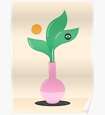Flora and Fauna Poster