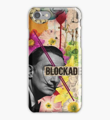 Public Figures Collection -- Dali by Elo iPhone Case/Skin