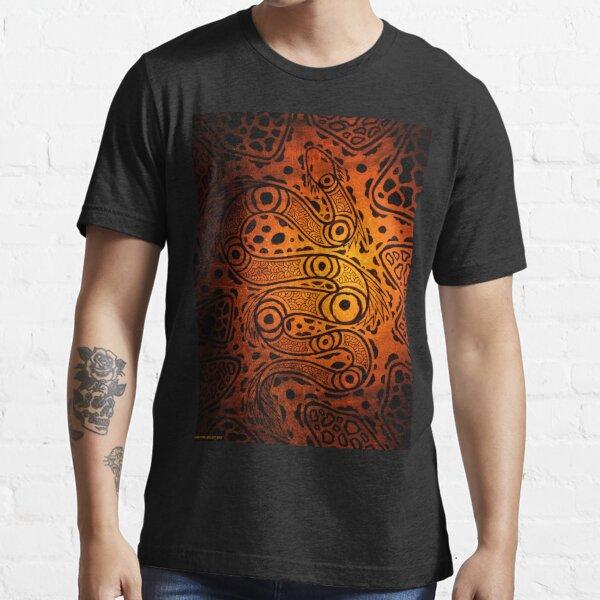 Waugul On Ochre Essential T-Shirt