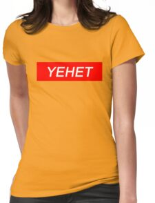 Yehet Womens Fitted T-Shirt