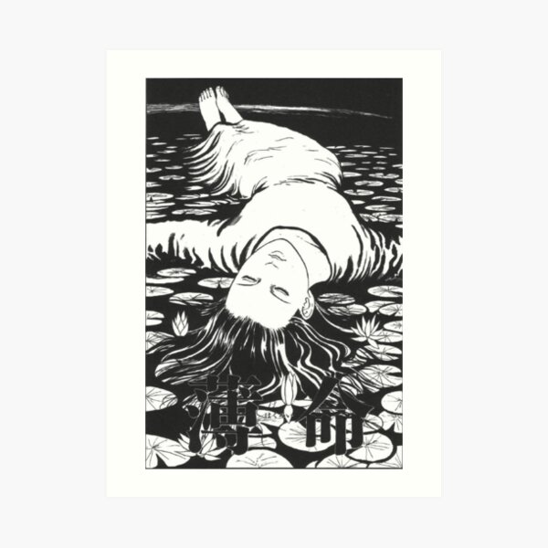 Dying Young Art Print