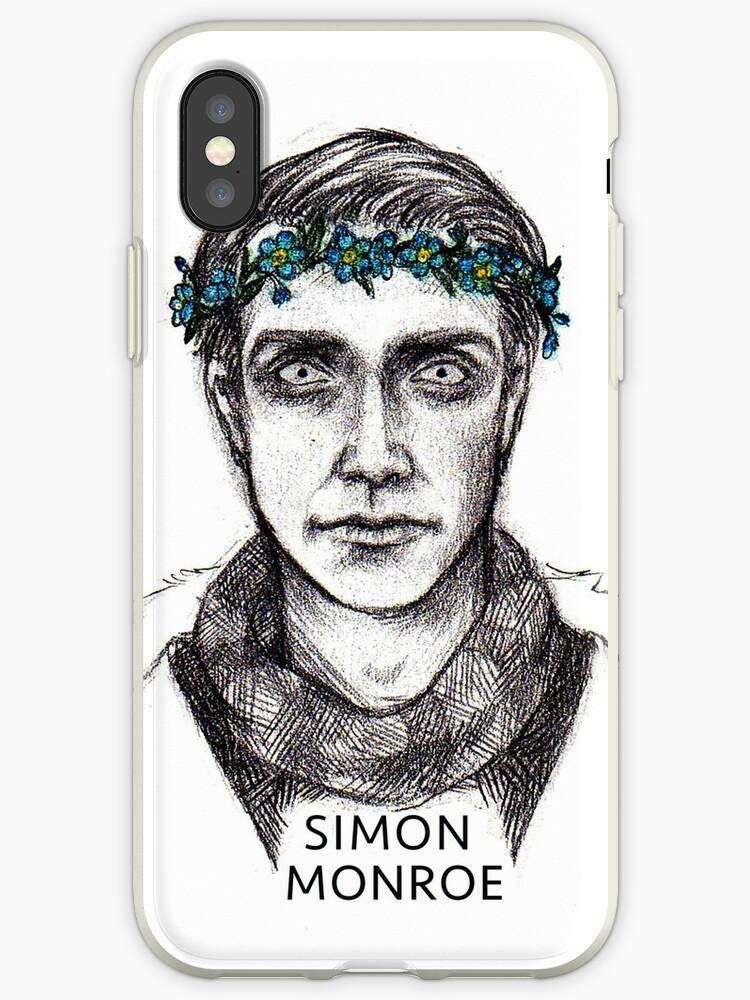 Simon Monroe by Nitaniel-art