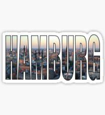 Hamburg Sticker