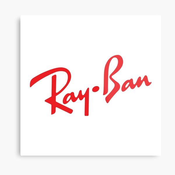 ray bans  Metal Print
