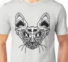 Punk'd Out Kitty Unisex T-Shirt