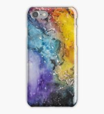 Water colour Galaxy iPhone Case/Skin